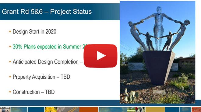 Grant Road Virtual Public Meeting